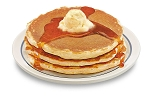 Pancake breakfast ticket